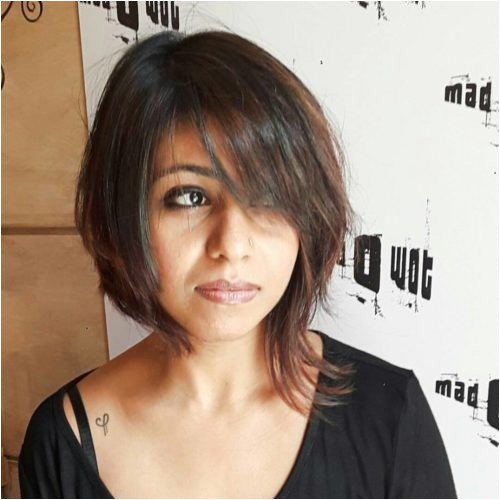 indian bob hairstyles