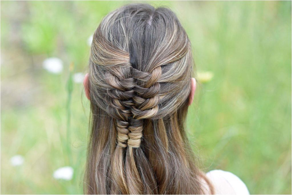 floating infinity braid