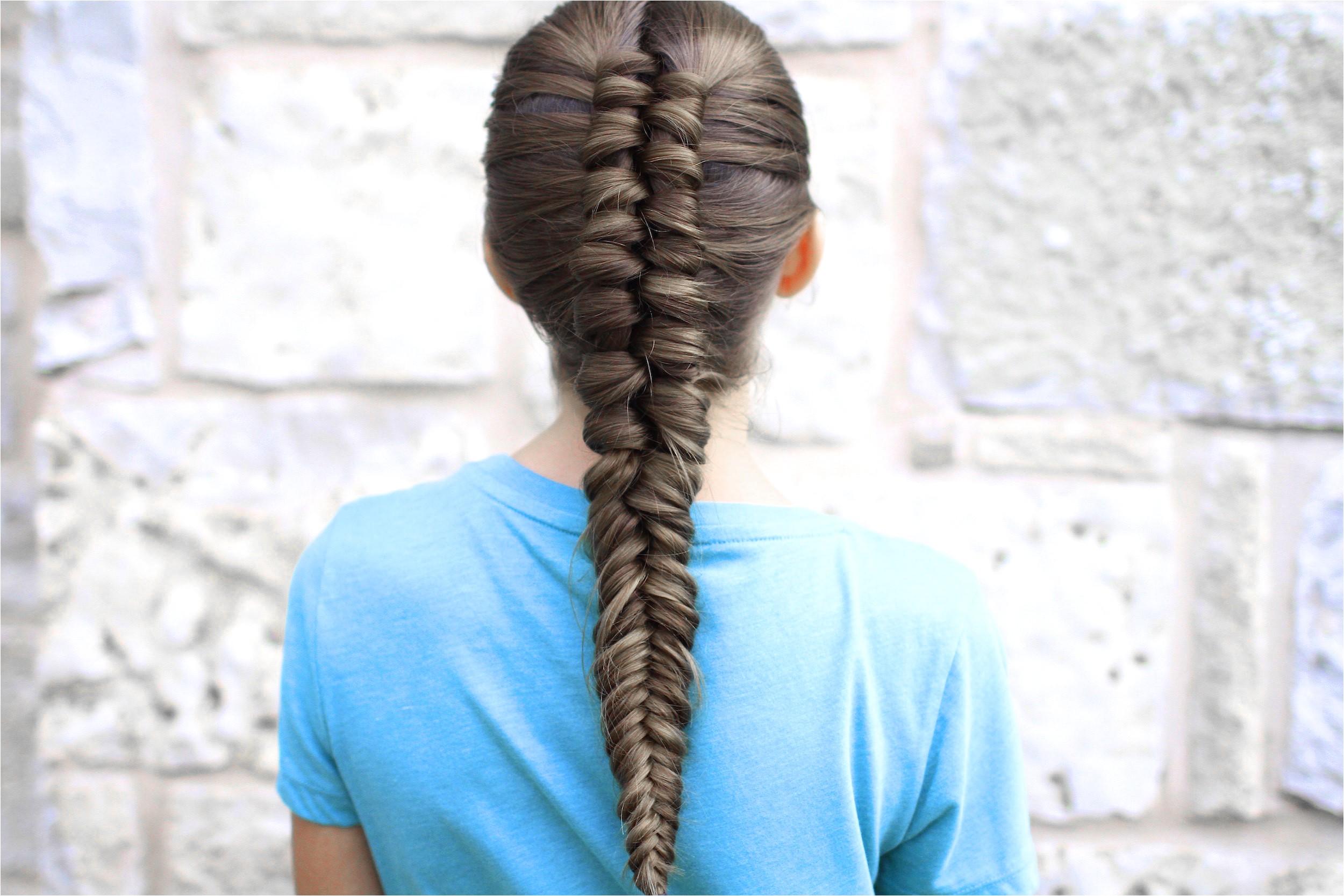 how to create an infinity braid bo