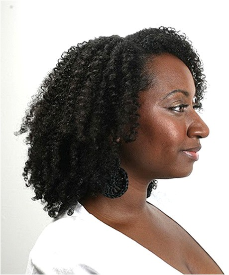 hairstyles curly hair for job