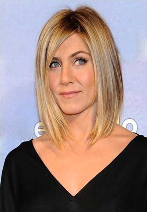 20 jennifer aniston long bob