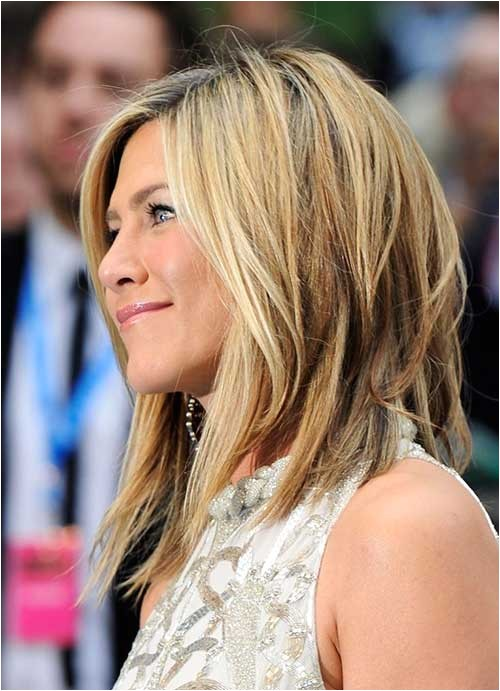 jennifer anniston long bob hairstyles