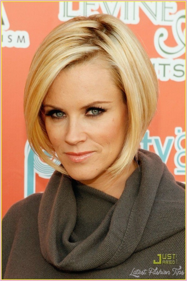 jenny mccarthy bob haircut back view