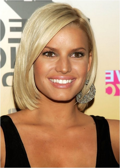 jessica simpson haircut