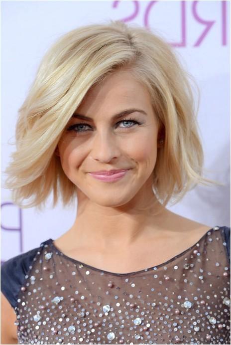 Julianne Hough New Bob Haircut Best Haircut Style Women and Men Hairstyle Ideas