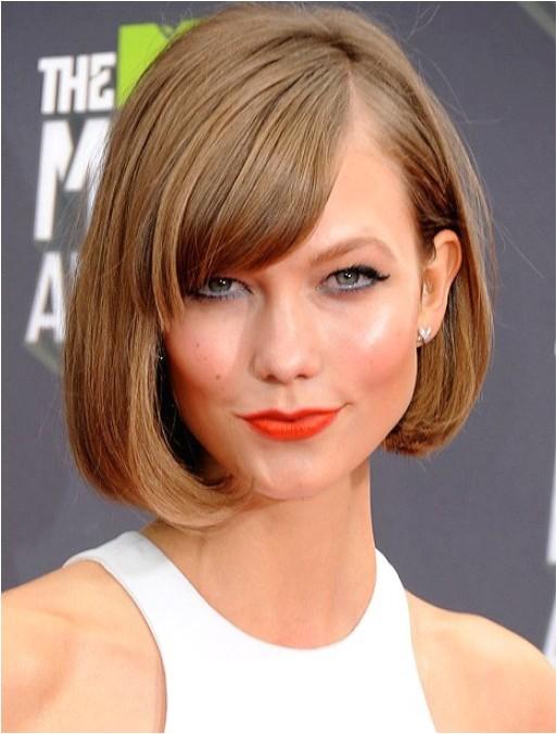 Karlie Kloss Bob Haircut Short Hair Trends for 2014 20 Chic Short Cuts You Should