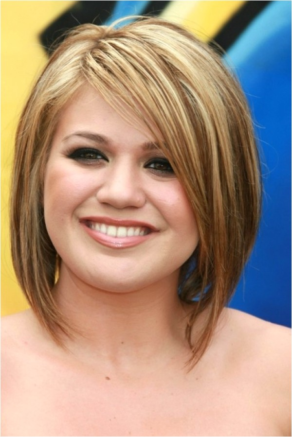 kelly clarkson bob haircut nice looking haircuts for all ages