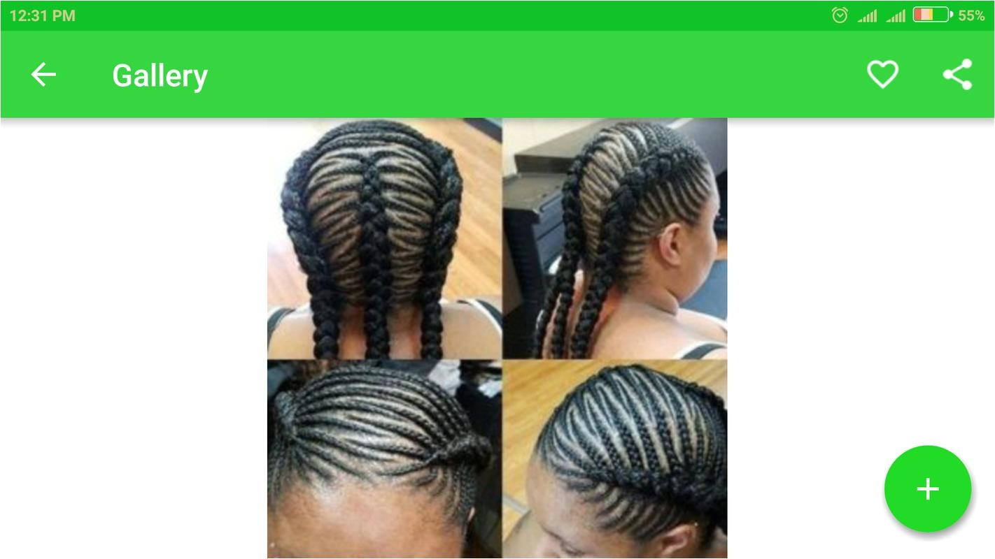 Kids Braided Hairstyles Ideas screenshot 3