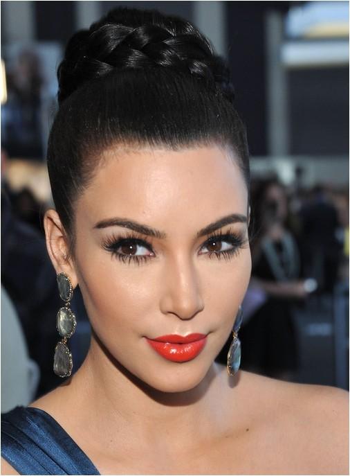 23 kim kardashian hairstyles