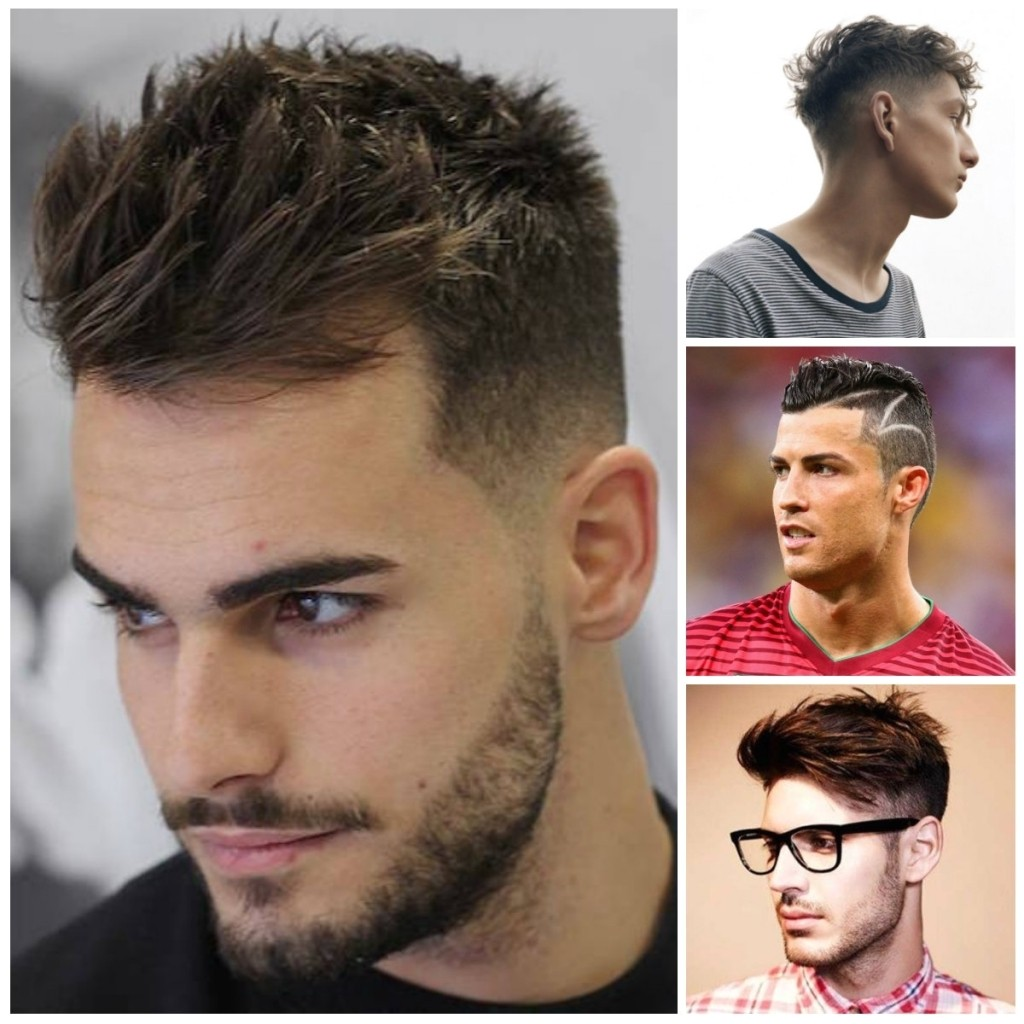 different types of hairstyles for men