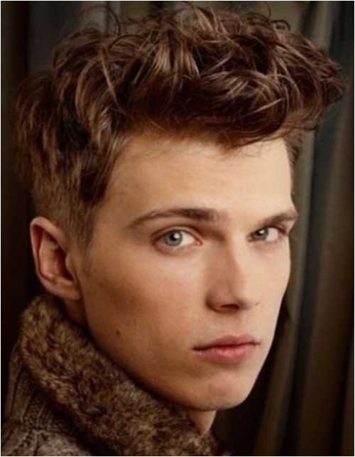 25 best haircuts for wavy hair men respond