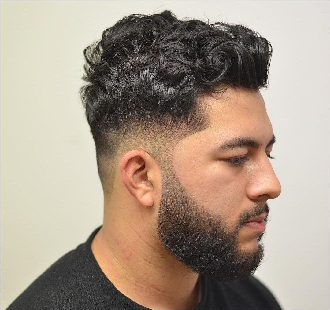 hairstyles for men curly 675
