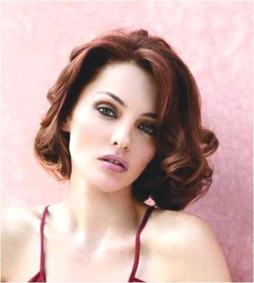 15 latest short curly hairstyles for oval face