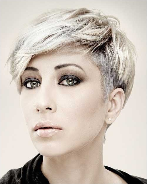 20 short haircuts for oval face