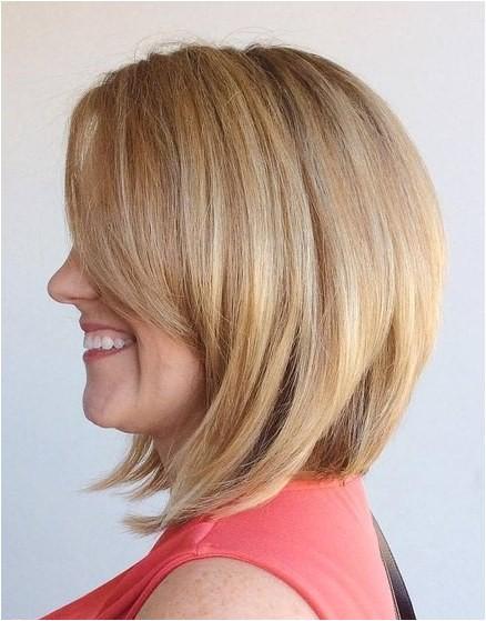 Layered A Line Bob Haircut 15 Classy A Line Bob Hairstyles