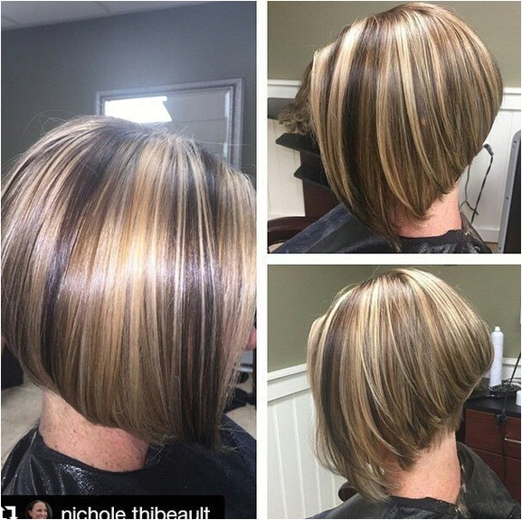 Layered Angled Bob Haircut 21 Cute Layered Bob Hairstyles Popular Haircuts