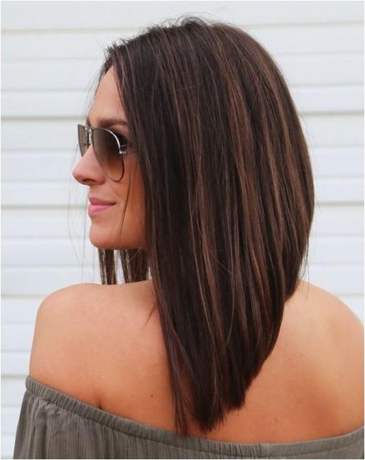 Layered Angled Bob Haircut 50 Elegant Long and Short Angled Bob Hairstyles