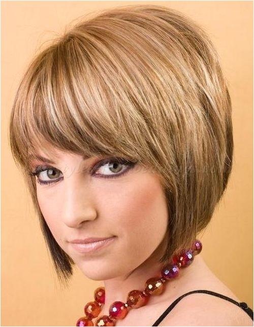 Layered Bob Haircuts with Fringe Bob Hairstyles Layered Bob Haircut with Fringe