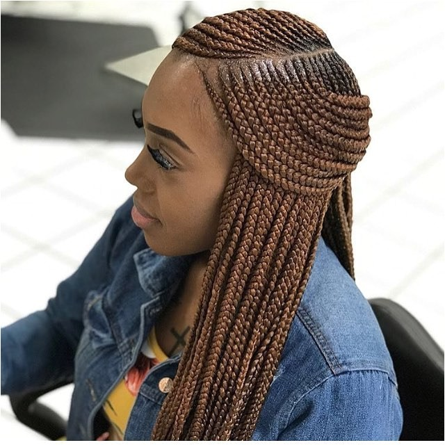 2018 weave braids new hairstyles you must try