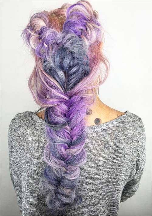 how to fishtail braid tutorial