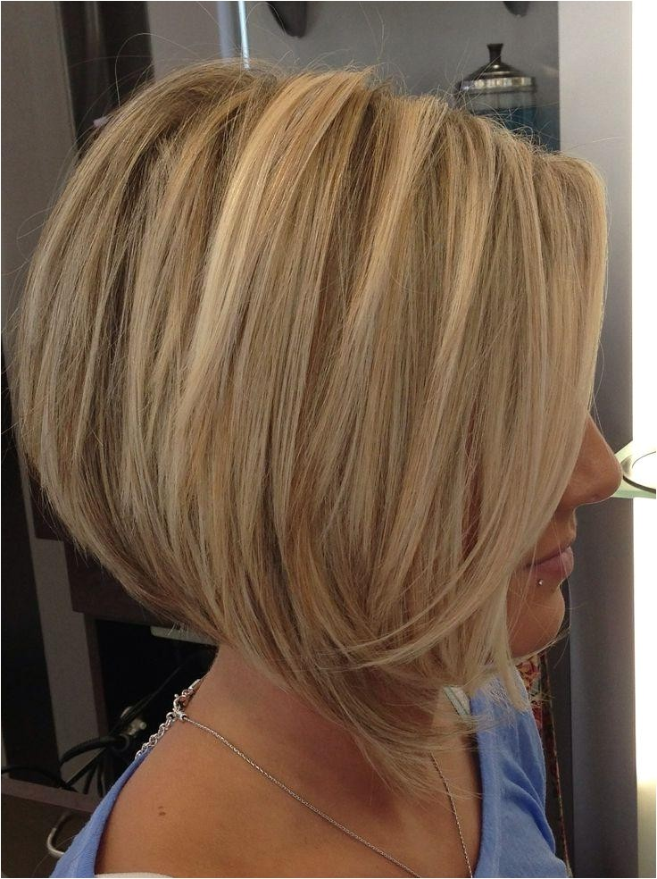 layered angled bob haircut part 1
