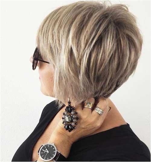layered bob haircuts women 2018