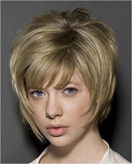 layered wedge haircut