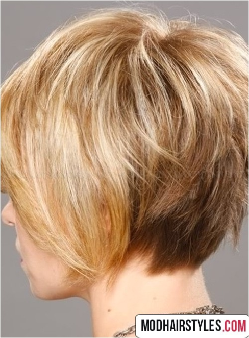 wedge haircuts for fine hair