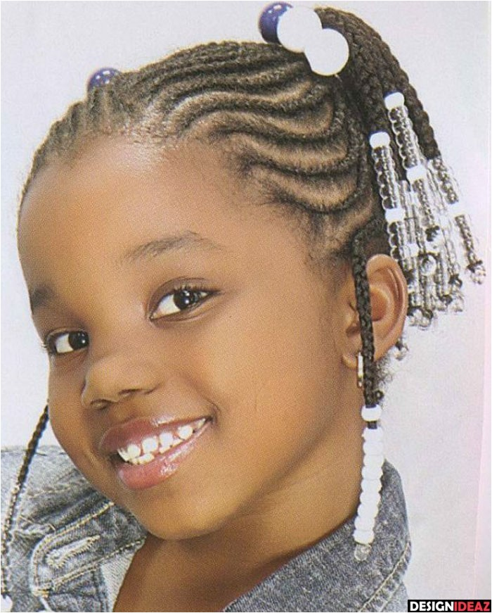Lil Black Girl Braiding Hairstyles 5 Cute Black Braided Hairstyles for Little Girls