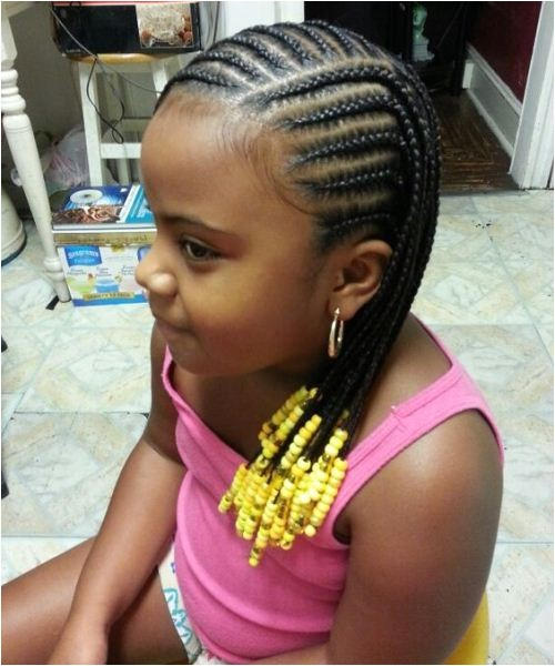 black girls cornrows hairstyles