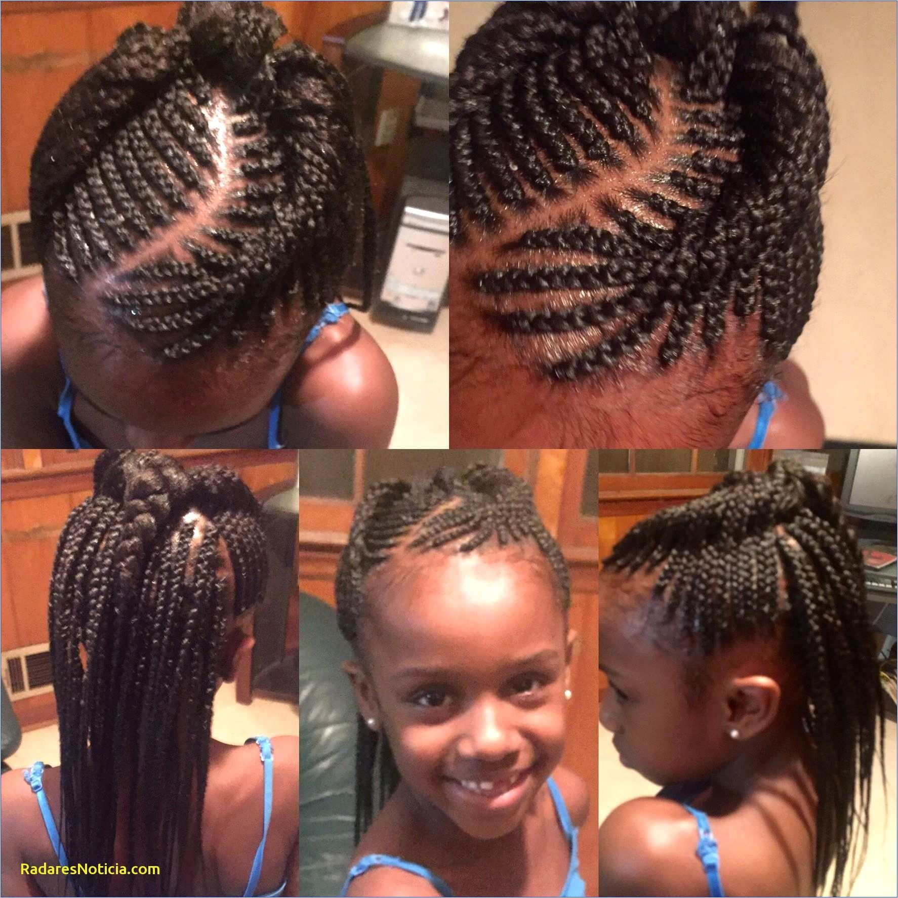 Lil Girl Braided Hairstyles with Beads Kids Braids Styles with Beads Kids Braided Hairstyles with Beads