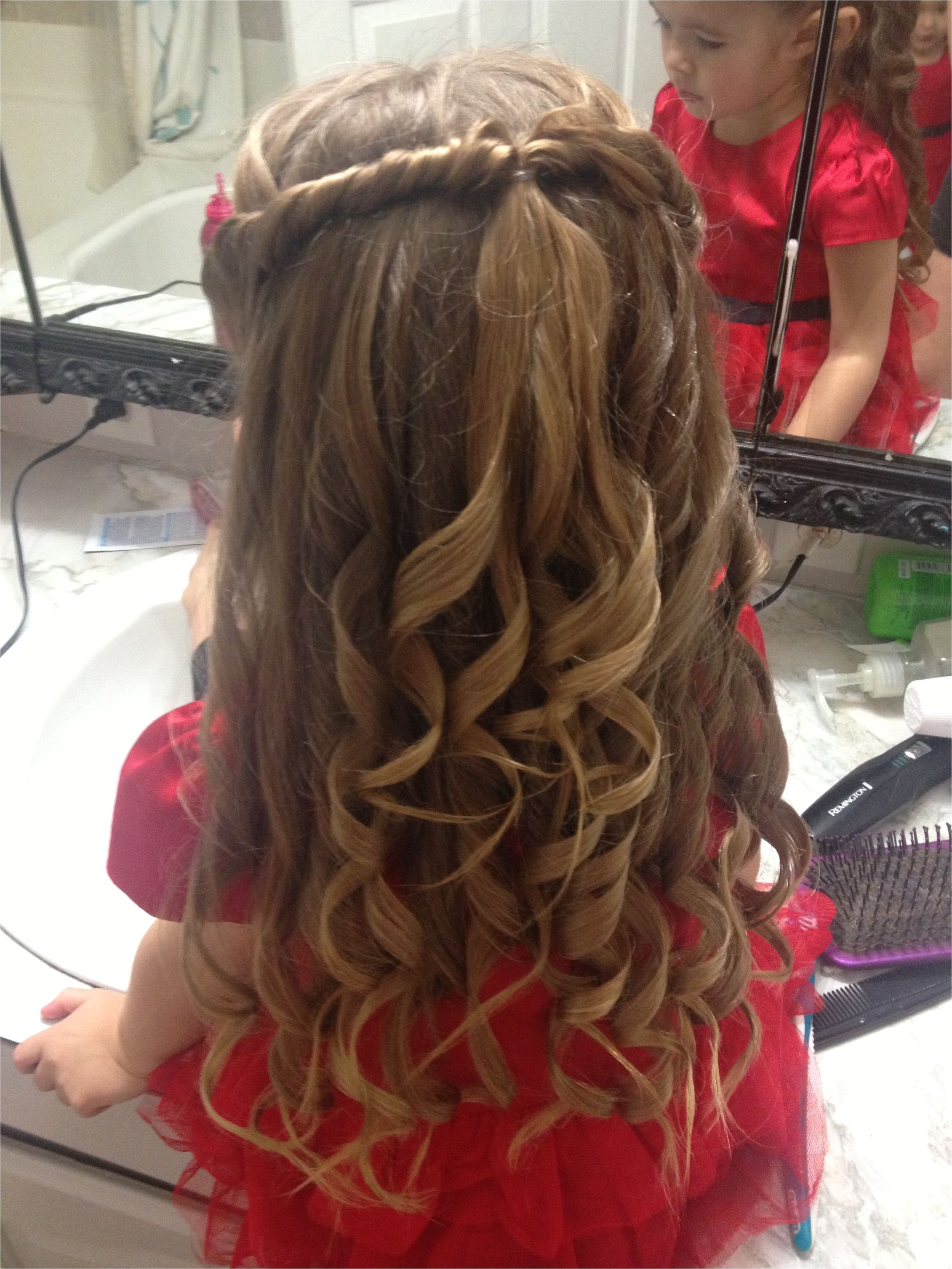 Hairstyles for Special Occasions Hairstyles for Girls for Wedding Fresh Cute Little Girls Hair Style
