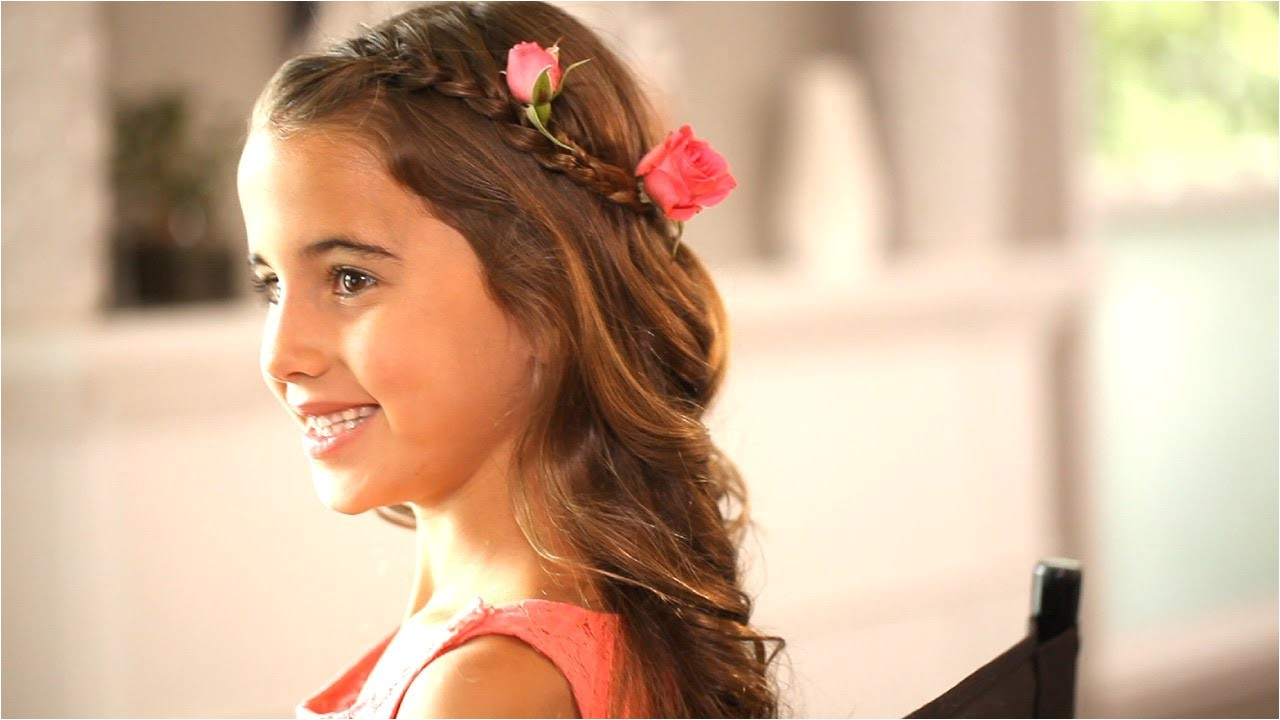 Evening Hairstyles for Long Hair 2016 Unique Flower Girl Hairstyles Evening Hairstyles for Long Hair