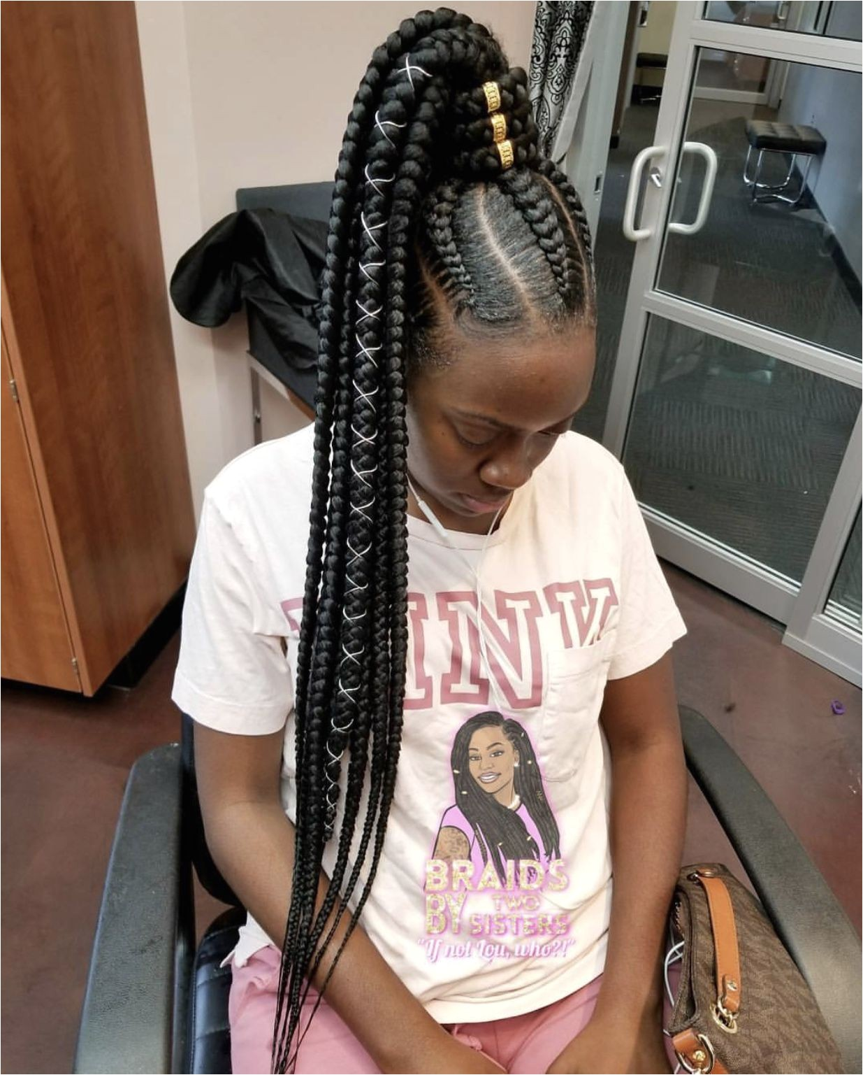 Little Black Girls Ponytail Hairstyles Pin by Josephina Koomson On Braid Styles In 2018 Pinterest