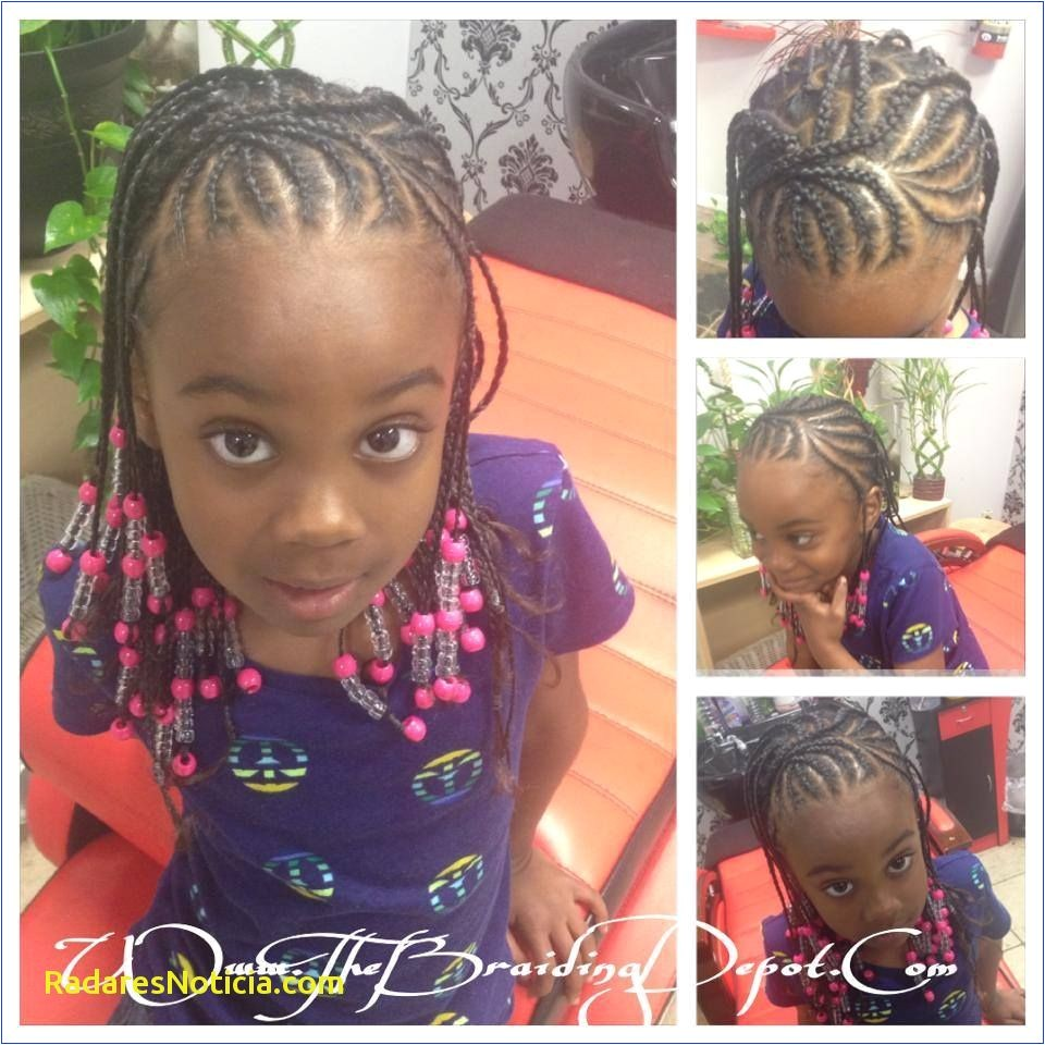 Lil Girl Twist Hairstyles Kids Braids Styles with Beads Braids and Beads Natural Hair Crowns