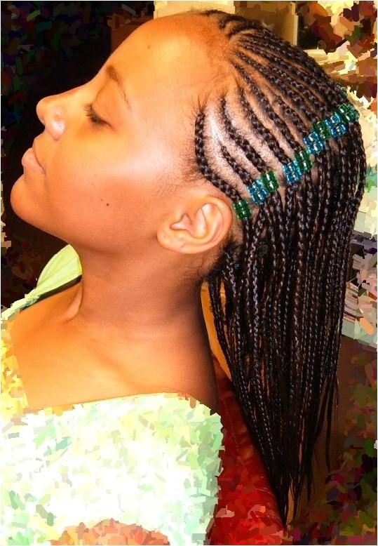 Little Girl Braiding Hairstyles African American African American Little Girl French Braid Hairstyles