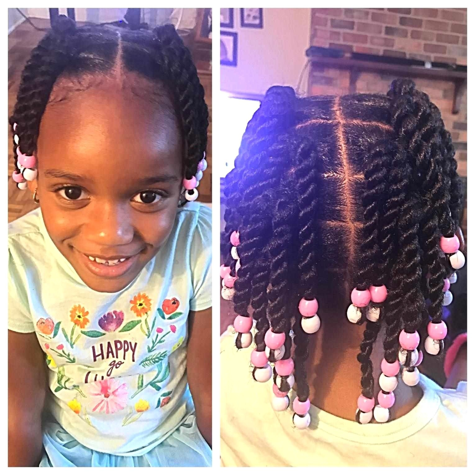 Ponytail Hairstyles for Children Unique Luxury Little Girl Braiding Hairstyles African American