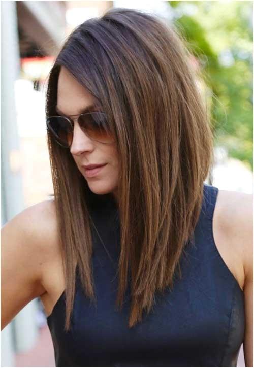 15 popular brunette bob hairstyles