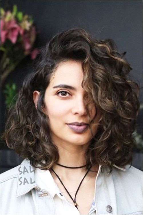 Long Bob Haircuts for Curly Hair 42 Curly Bob Hairstyles that Rock In 2018