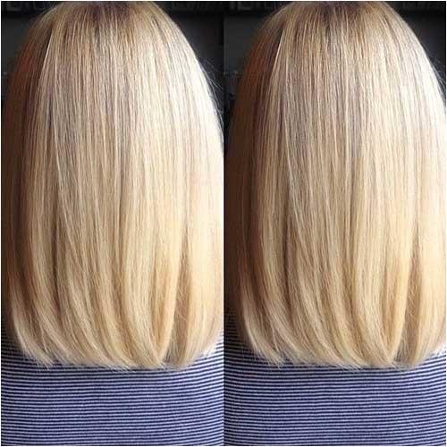 15 long bob haircuts back view