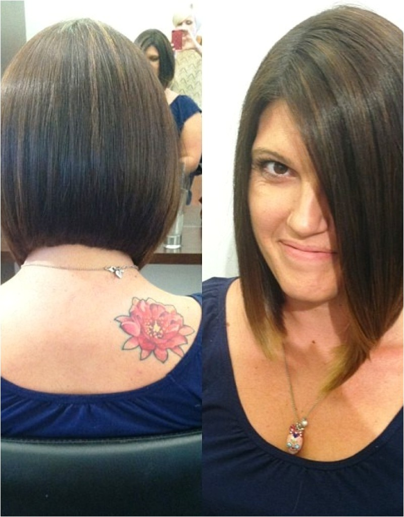 long bob haircuts front and back