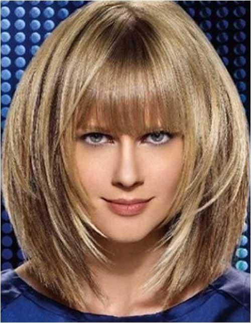 8 choppy bob hairstyles for thick hair