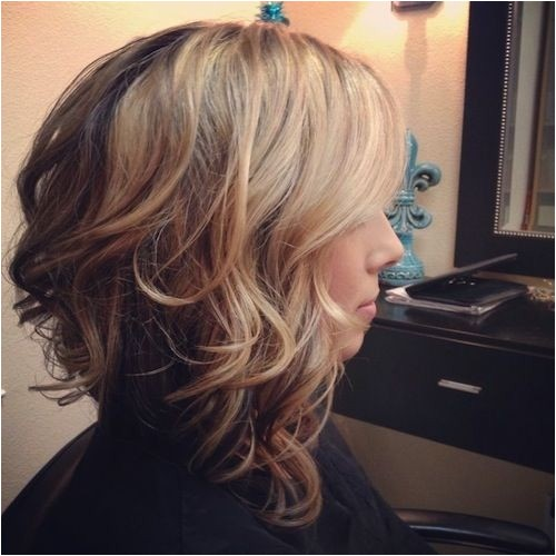 Long Curly Bob Haircut 10 Stylish Wavy Bob Hairstyles for Medium Short Hair