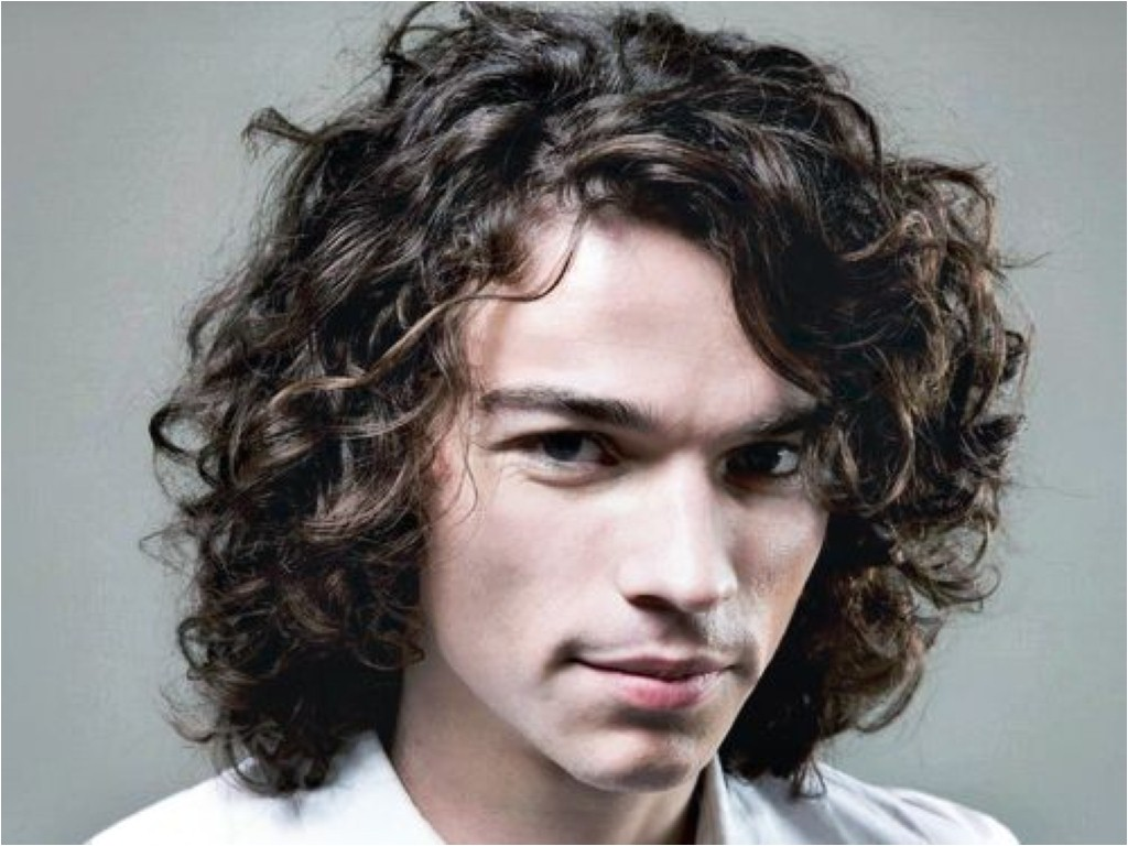 Long Curly Hairstyles Male top 10 Men's Long Wavy Hairstyles