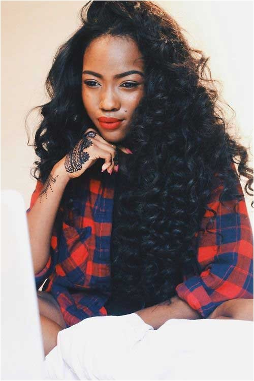 20 curly weave hairstyles