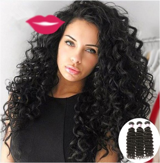 beautyforever 7a indian virgin deep wave hair weave 3bundles 100 unprocessed human virgin hair deals natural color