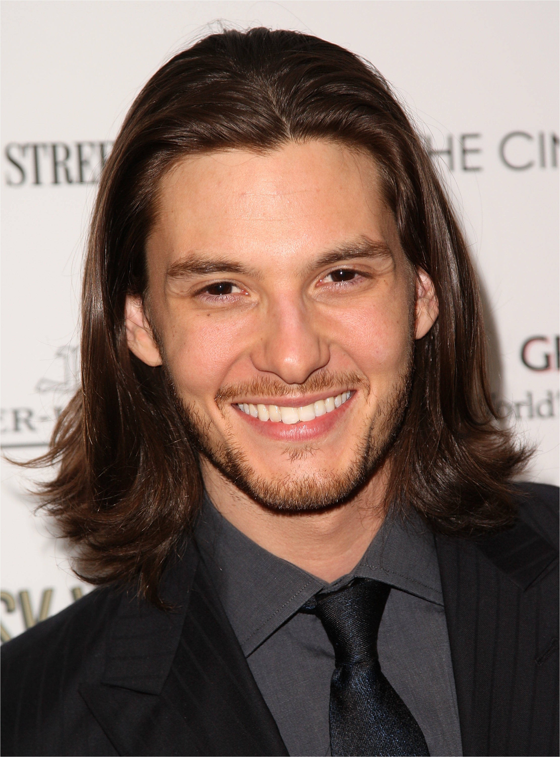 Long Hairstyle for Men 2014 Best Men's Hairstyles for Long Faces 2014