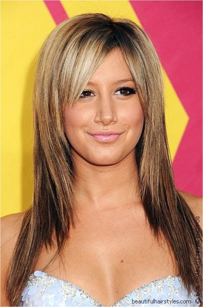 long layered hairstyles fine hair