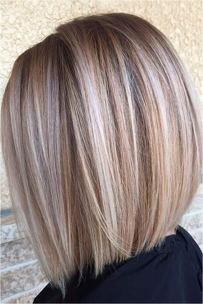 long stacked hairstyles pictures