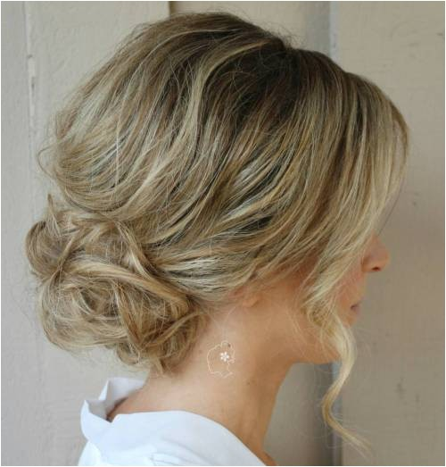 short hair buns to try
